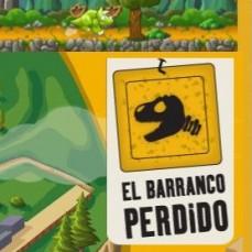 Vídeojuego El Barranco Perdido