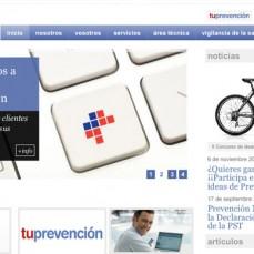 Extranet Prevención Navarra