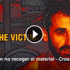 CrossFit Runa – Castigo de los burpees