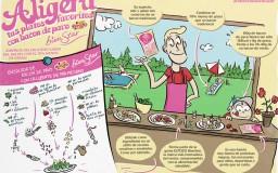 ELPOZO – Aligera tus platos con bacos de pavo ELPOZO