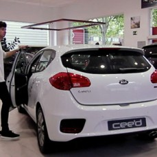 KIA CEED – Mickey Projects