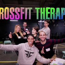 CROSSFIT RUNA – Therapy